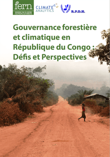 Forest governance and climate action in the Republic of Congo : Challenges and perspectives