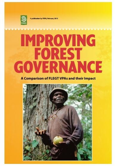 Improving forest governance: A comparison of FLEGT VPAs and their impact