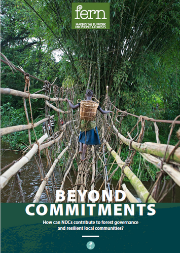 Beyond Commitments