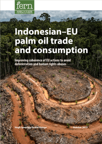 Indonesian–EU palm oil trade and consumption