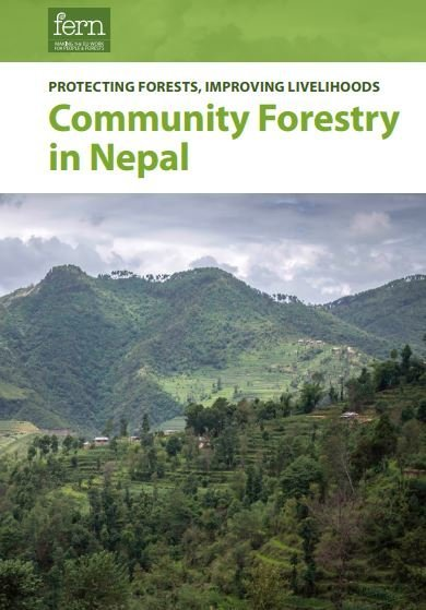 Protecting forests, improving livelihoods – Community forestry in Nepal