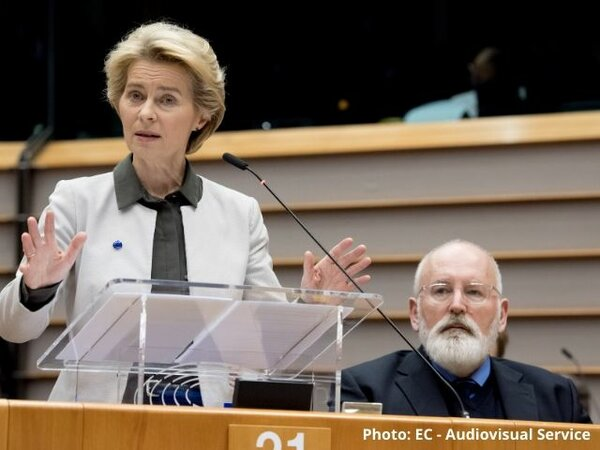 Von der Leyen's first 100 days: Are our forests and the climate in good hands?