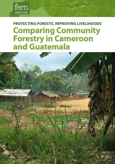 Protecting forests, improving livelihoods - Comparing community forestry in Cameroon and Guatemala