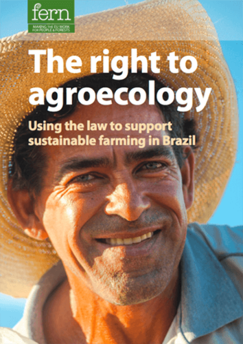 The right to agroecology: Using the law to support sustainable farming in Brazil