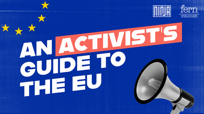 An activist's guide to the EU