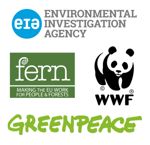 Press release: 87 per cent of Europeans support new laws to combat global deforestation, new poll shows