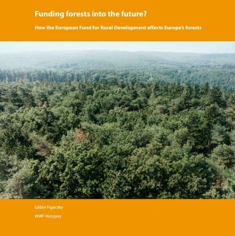 Funding forests into the future. The case of Hungary.