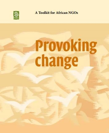 Provoking change - A toolkit for African NGOs