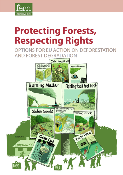 Protecting Forests, Respecting Rights