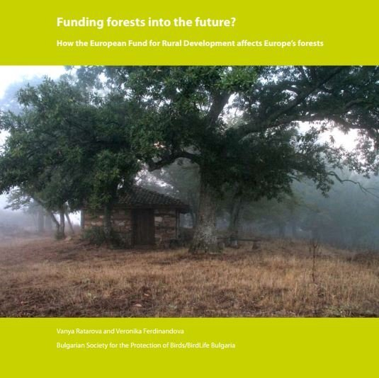 Funding forests into the future. The case of Bulgaria.