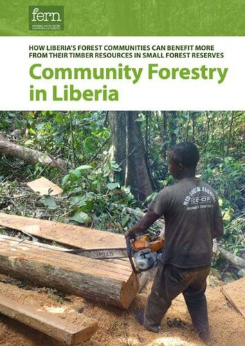 Community forestry in Liberia