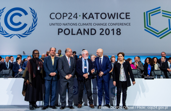 Katowice Forest Declaration: It's in the way that you use it