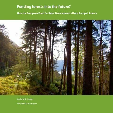 Funding forests into the future. The case of Ireland.