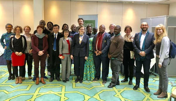 Achieving the 1.5 Target with Forests: What Role for the EU? - Panel event