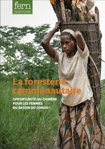Community forestry: Opportunity or mirage for women in the Congo Basin?