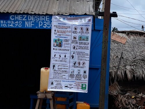 COVID-19 in the Central African Republic: civil society's response to the pandemic
