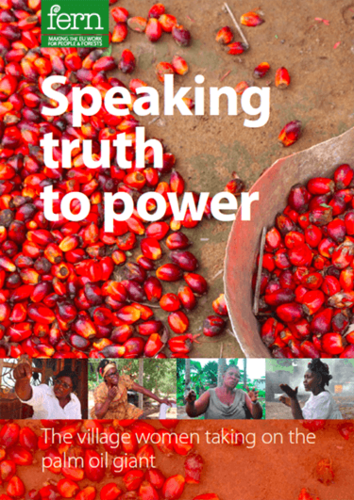 Speaking truth to power: The village women taking on the palm oil giant
