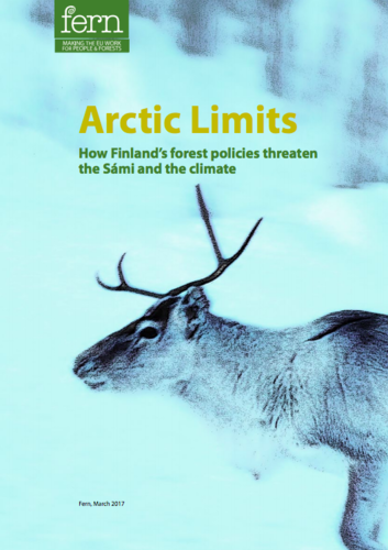 Arctic Limits: How Finland's forest policies threaten the Sámi and the climate