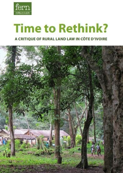 Time to Rethink? A Critique of Rural Land Law in Côte d'Ivoire