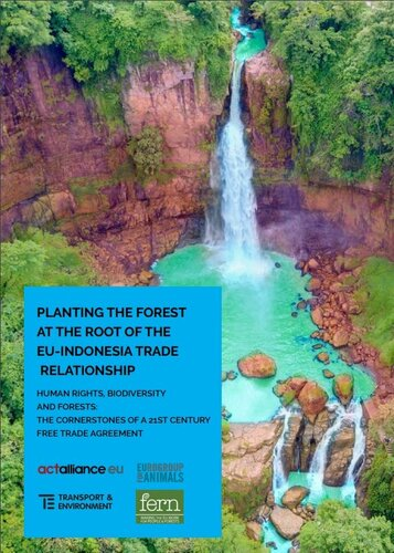 Planting the forest at the root of the EU-Indonesia trade relationship - joint paper