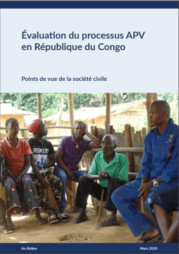 Evaluating the VPA process in the Republic of Congo