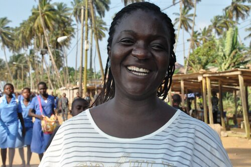 Cameroonian women are the first victims of palm oil plantations