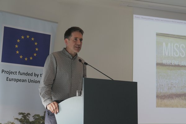 Missing pathways: resilient land solutions in the EU long-term strategy
