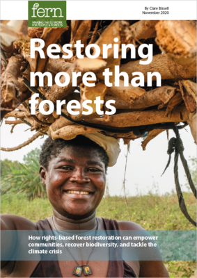 Restoring more than forests